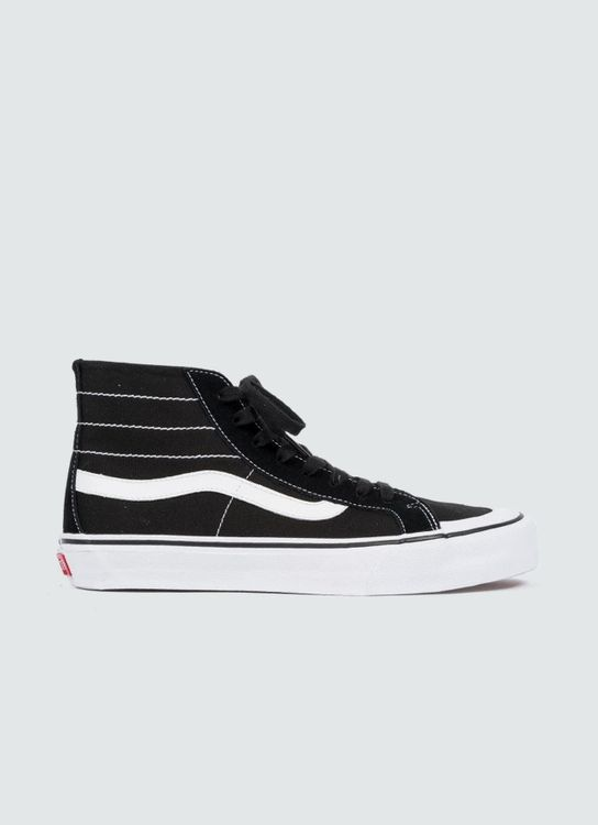 Vans SK8-Hi 138 Decon SF - black