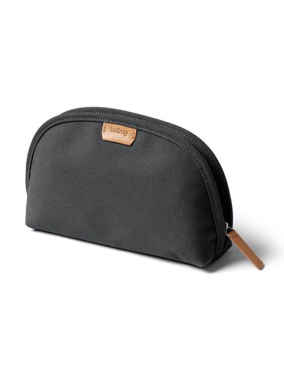 Bellroy Bellroy Classic Pouch Charcoal Recycled