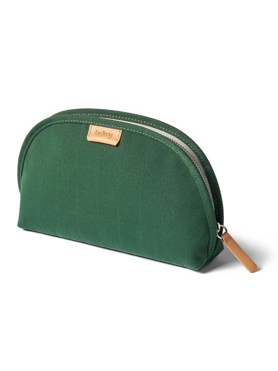 Bellroy Bellroy Classic Pouch Forest Recycled