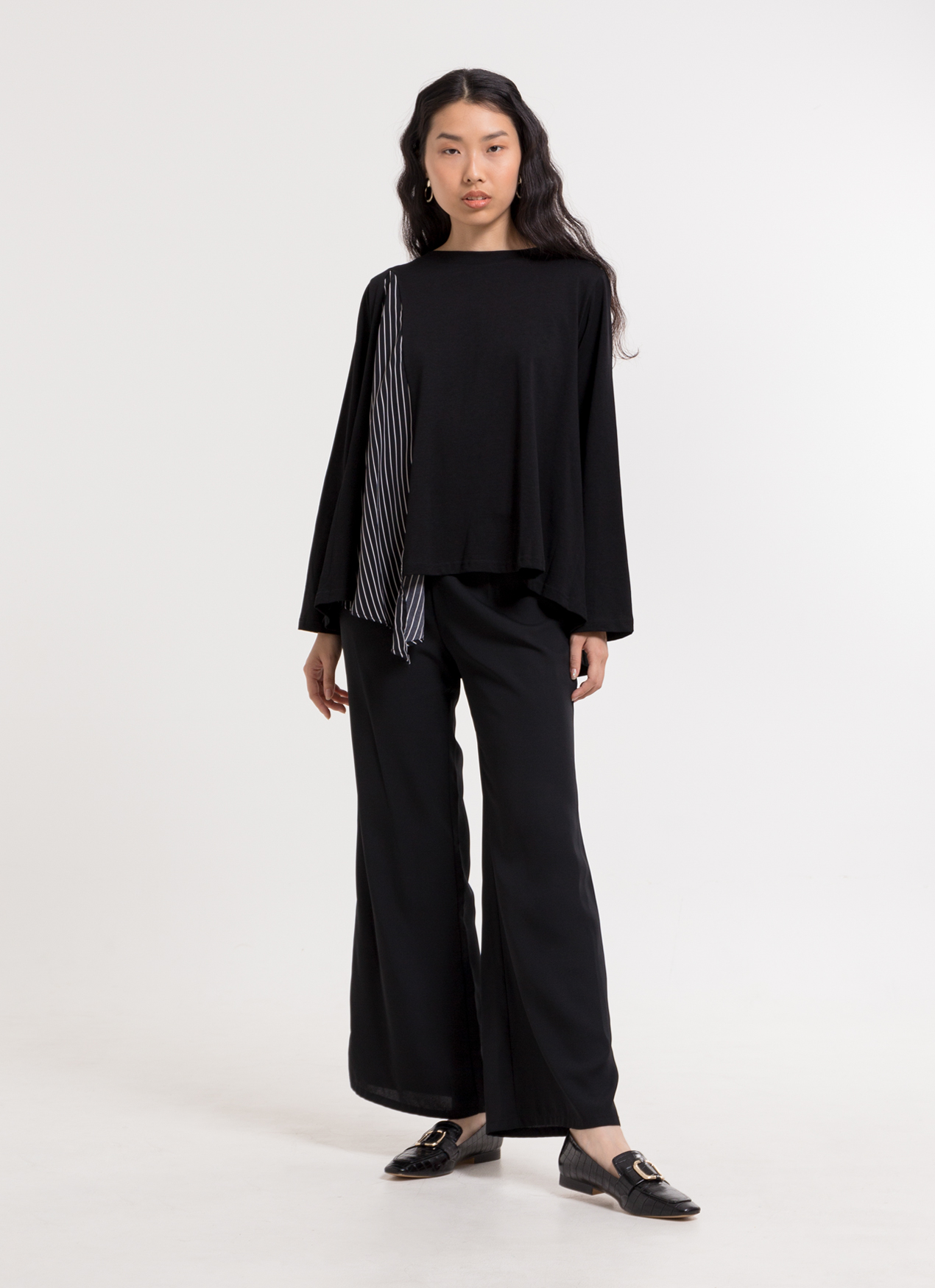 BOWN Dallas Top - Black
