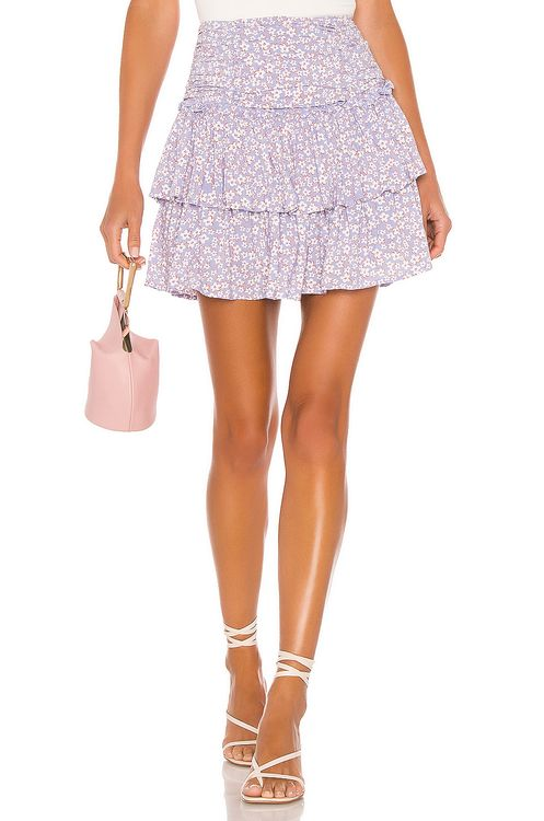 AUGUSTE Dean Dylan Mini Skirt