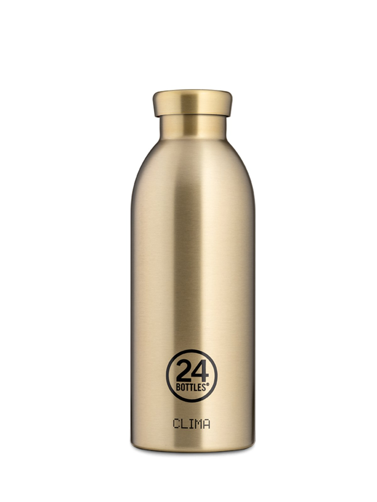 24Bottles 24Bottles Clima Bottle Prosecco Gold 500ml