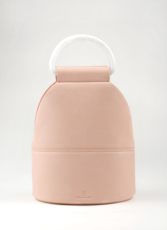 Doxology Doxovauva Handheld / Sling / Shoulder bag- Pearl Blush