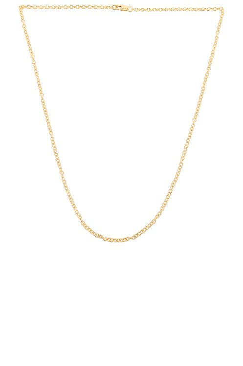 AUREUM Cait Thin Cable Chain