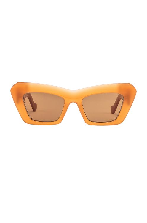 Loewe Acetate Cat Eye Sunglasses