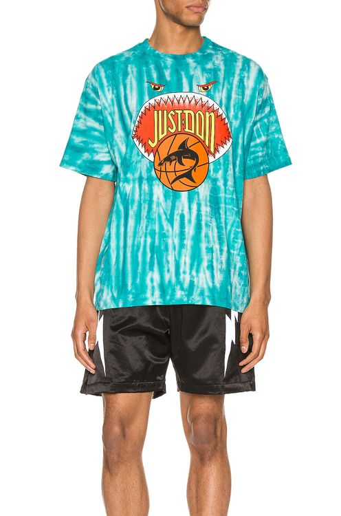 Just Don JD Basketball Tee