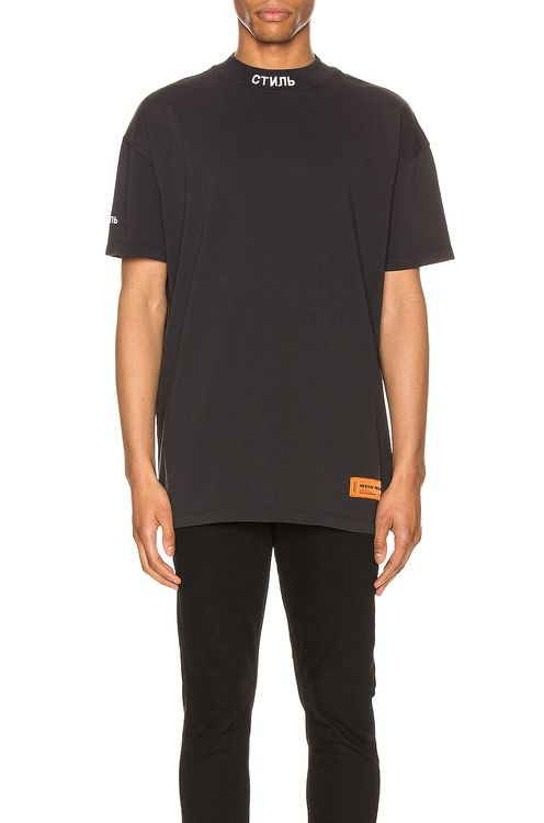 Heron Preston CTNMB Turtleneck