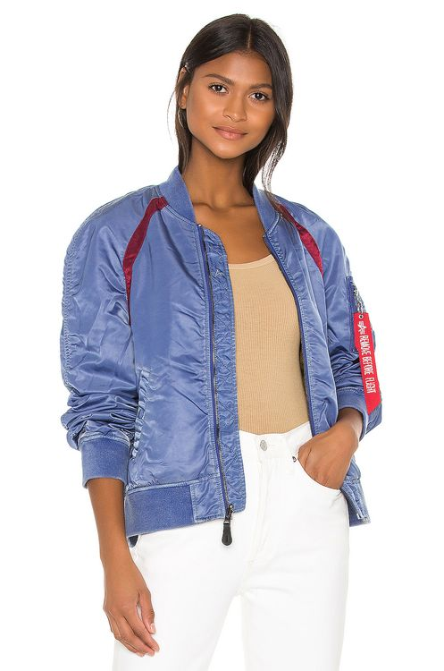 Alpha Industries L-2B Raglan Battlewash Flight Jacket