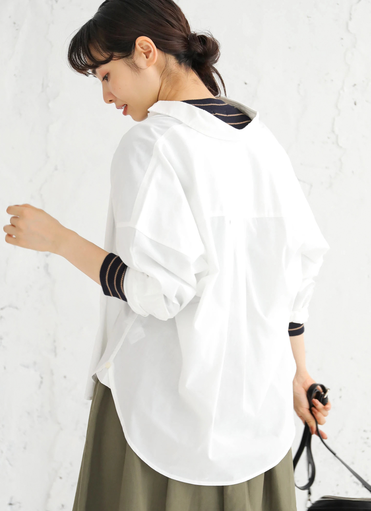 Earth, Music & Ecology Plato Top  - Off White