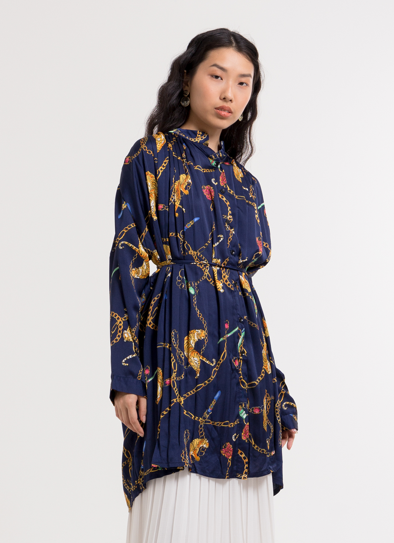 BOWN Reverie Top - Navy