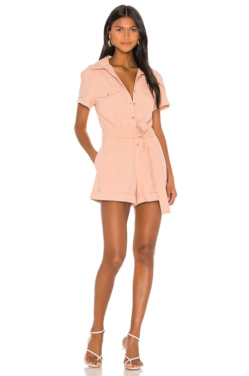 AUGUSTE Patty Playsuit