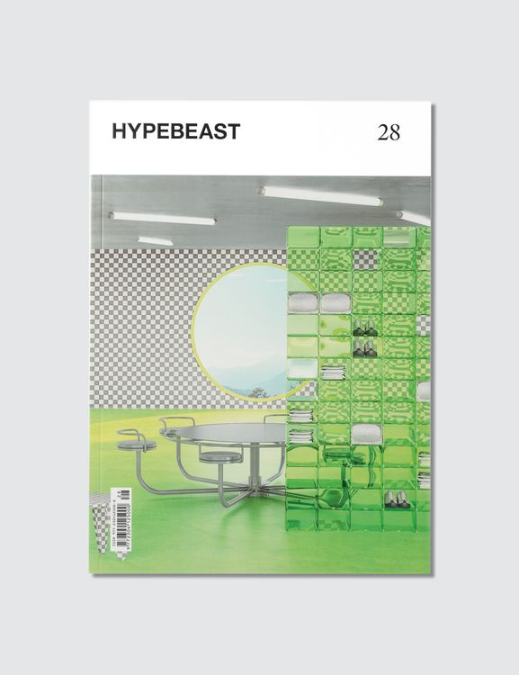 Hypebeast Magazine Issue 28: The Ignition Issue