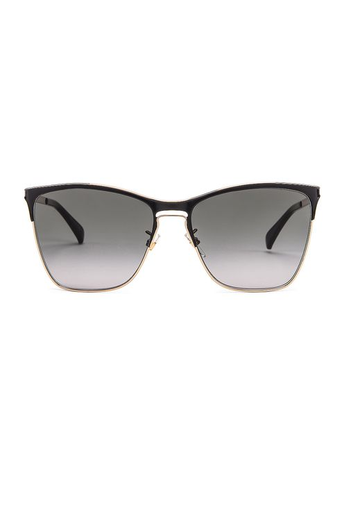 Givenchy Metal Square Sunglasses