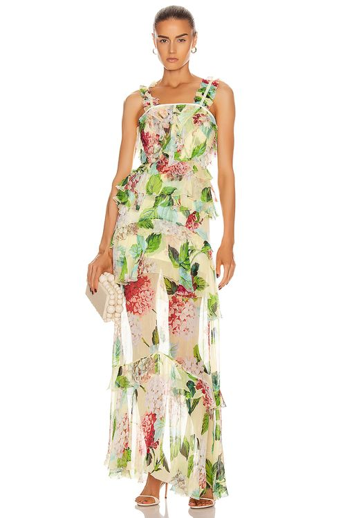 Alice McCall Wild Frontiers Gown