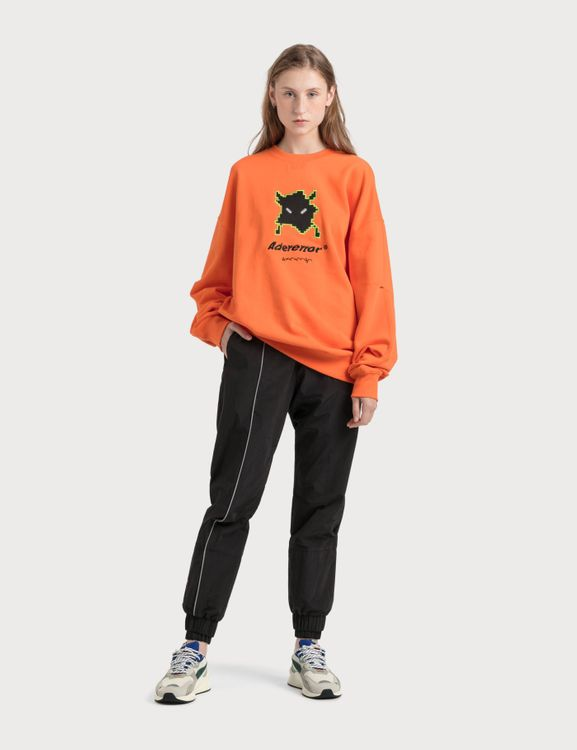 Ader Error Semi Oversize Double Layers Pant