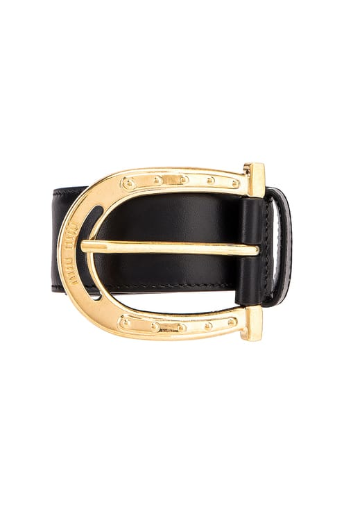 Miu Miu Leather Belt