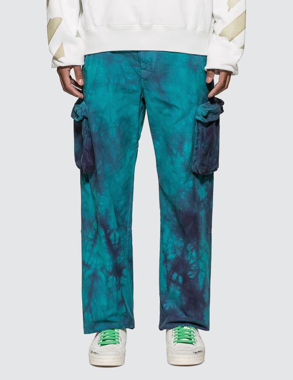 Off-White Ripstop Cargo Pants