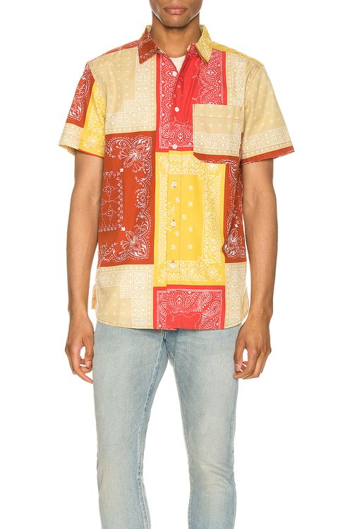 The North Face Short Sleeve Baytrail Pattern Shirt