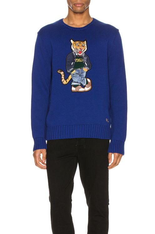 Polo Ralph Lauren Cotton Long Sleeve Tee