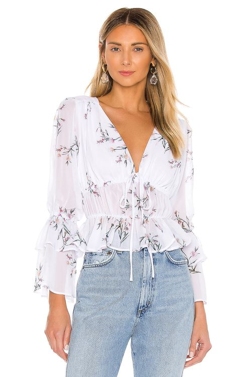 The Jetset Diaries Maia Top