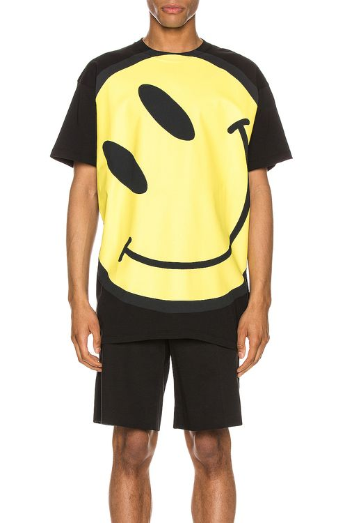 Raf Simons Smiley Tee