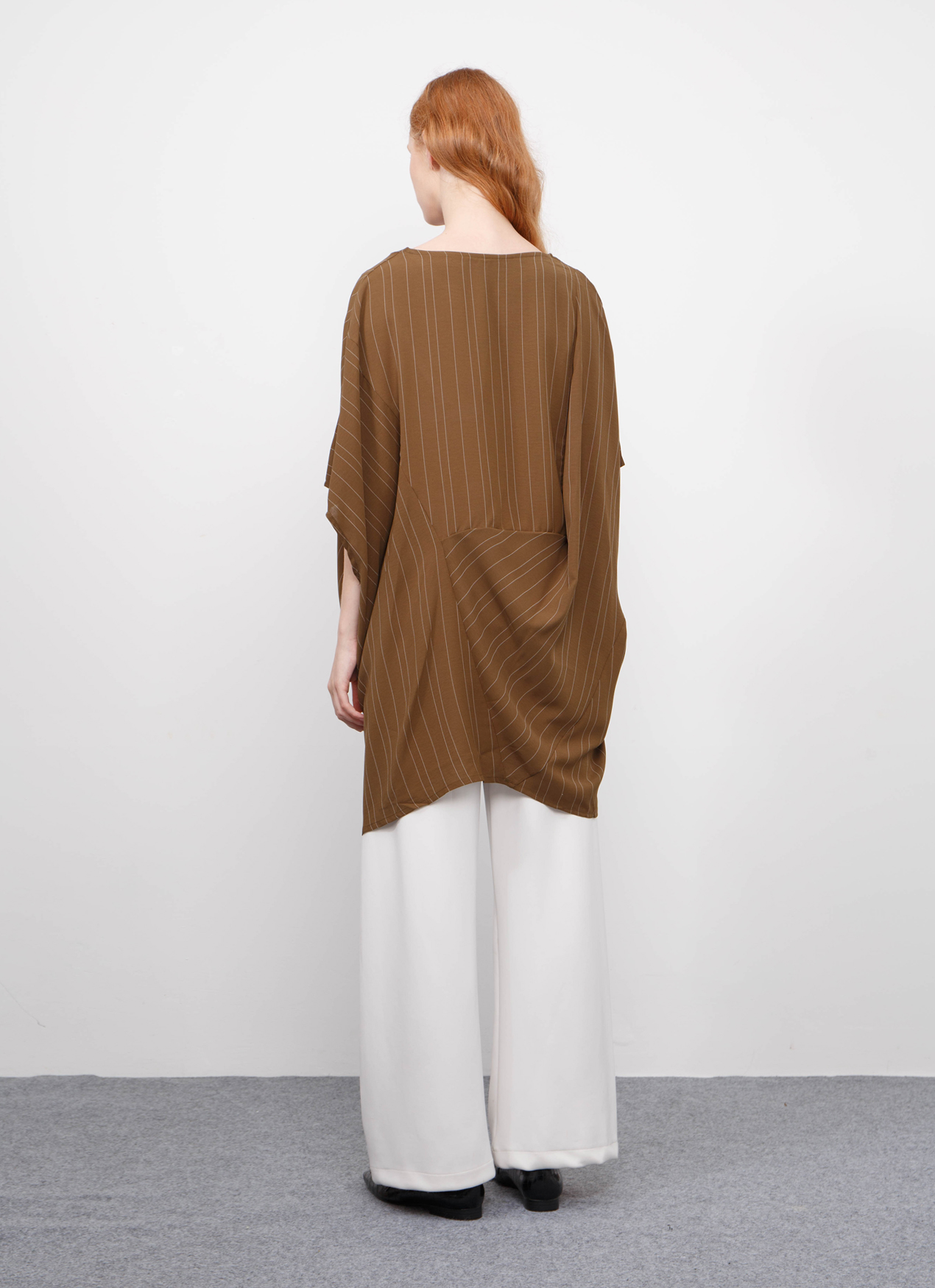 BOWN Brighid Top - Green
