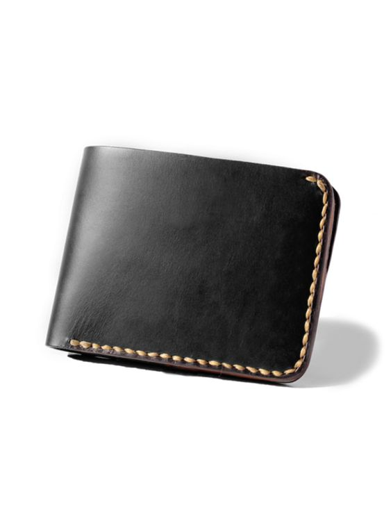 VOYEJ Voyej Vessel VII Black Short Wallet