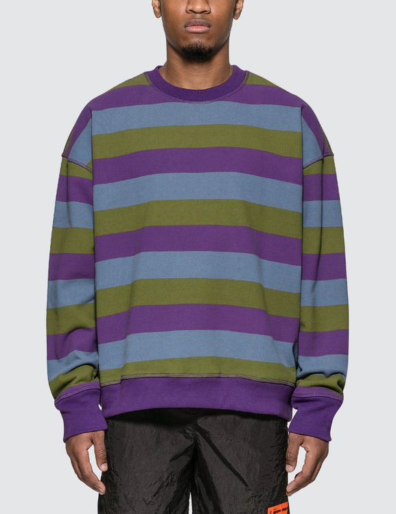 Noon Goons Stripe Icon Sweatshirt
