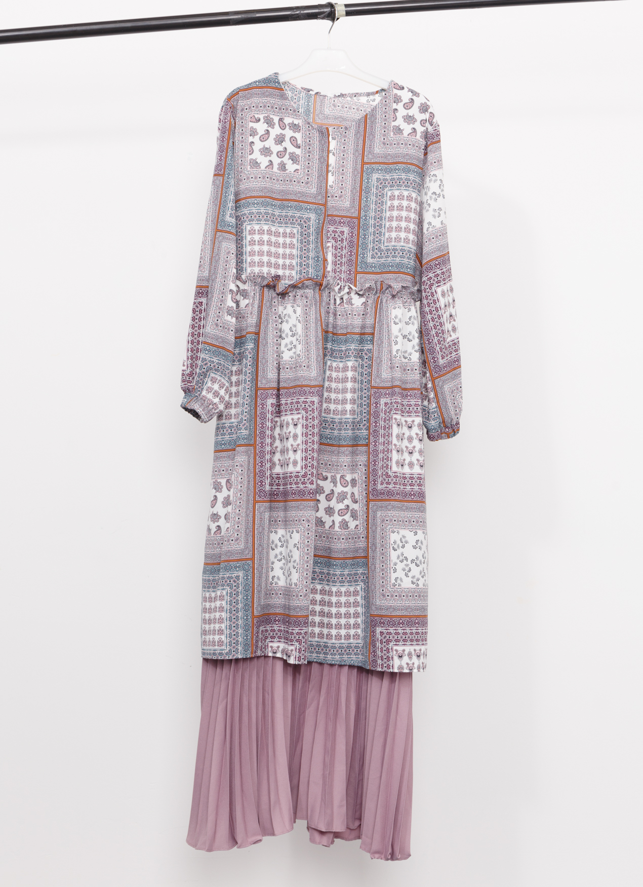 BOWN Dafna Dress - Lavender
