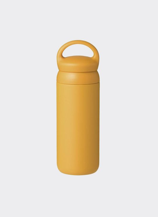 Kinto Kinto Day Off Tumbler 500ml Mustard