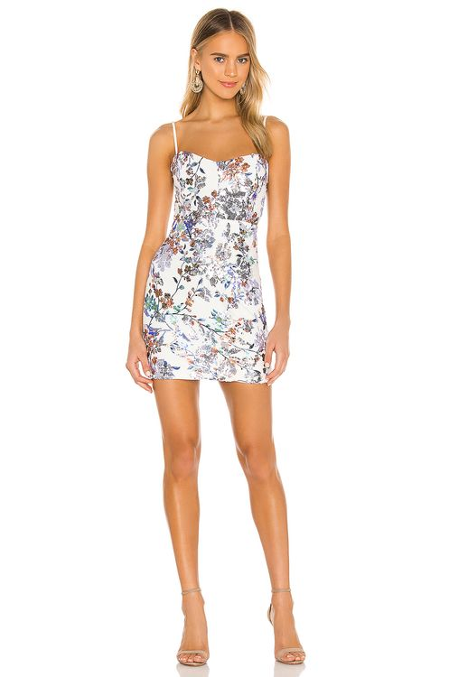 Nookie Azalea Sequin Mini Dress