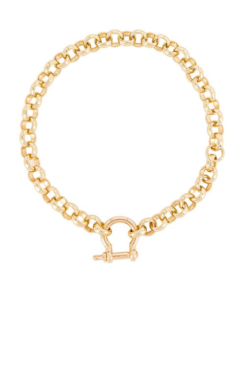 joolz by Martha Calvo Rolling In Chain Necklace