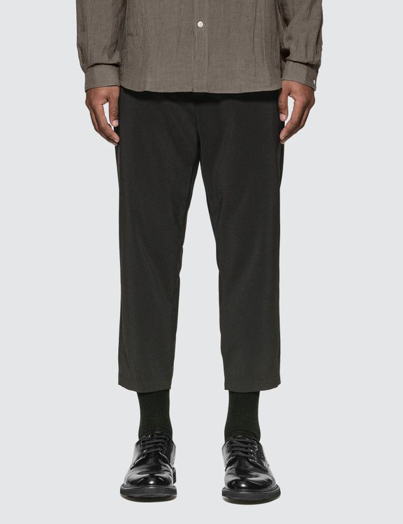 Sophnet Wide Cropped Tapered Stretch Pants