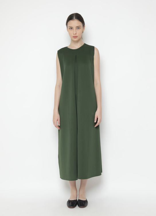 Basic by Komma Ep.02.095 - Dress Moss