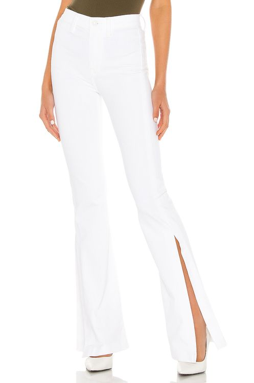 7 for all mankind High Slit Flare