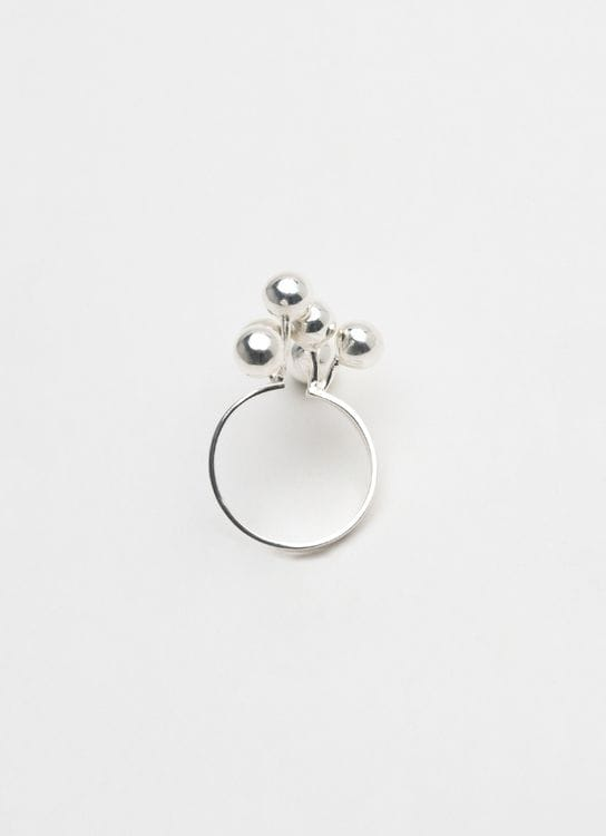 Ruang Pomegranate Ring with 5 Balls
