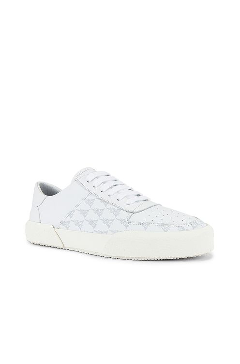 Amiri Dagger Monogram Low Top Sneaker