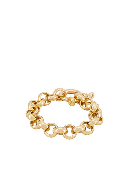joolz by Martha Calvo Rolling In Chain Bracelet