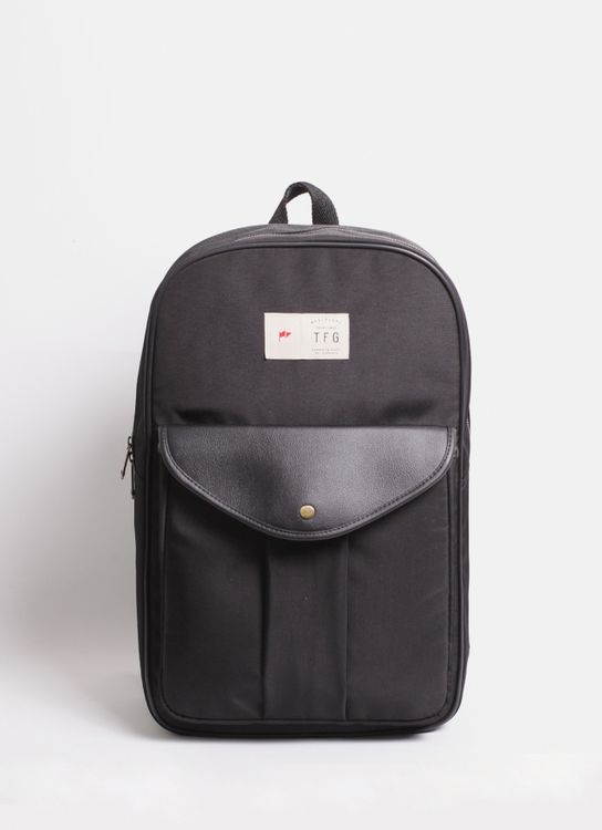 Taylor Fine Goods Backpack Classic 428 Black