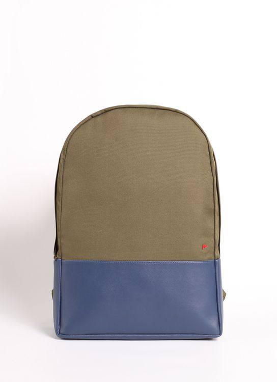 Taylor Fine Goods Backpack Fifty 409 Green