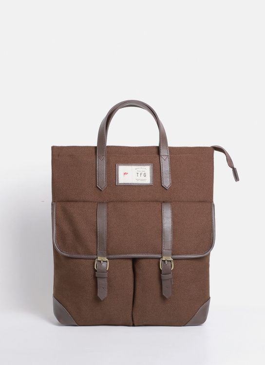 Taylor Fine Goods Tas Selempang Sling Bag Kenzo 411 Brown