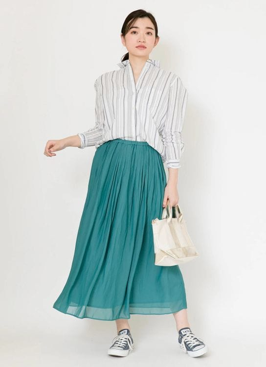 American Holic Fiona Skirt - Green
