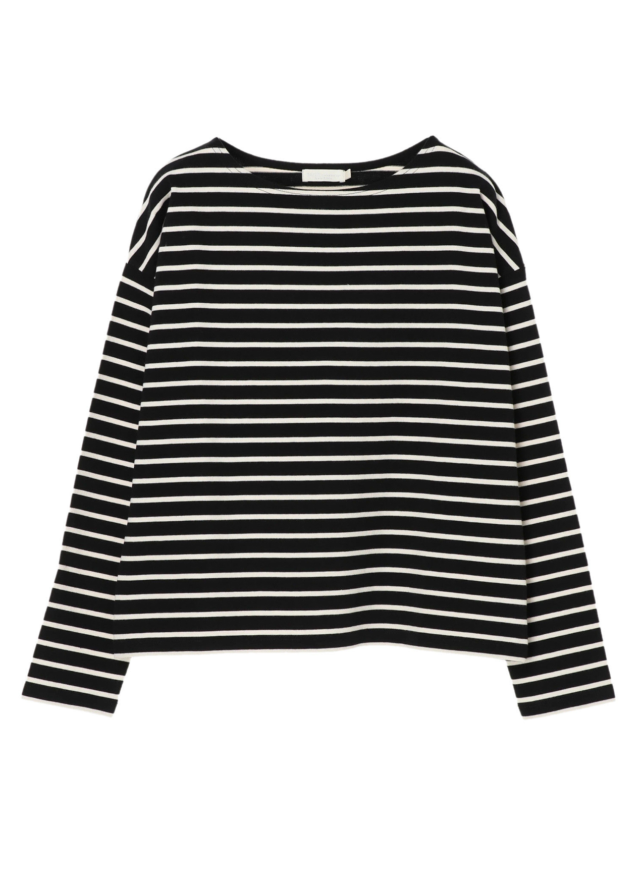 Earth, Music & Ecology Pearson Top  - Black