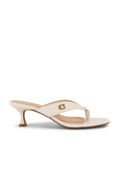 Coach 1941 Audree Leather Sandal