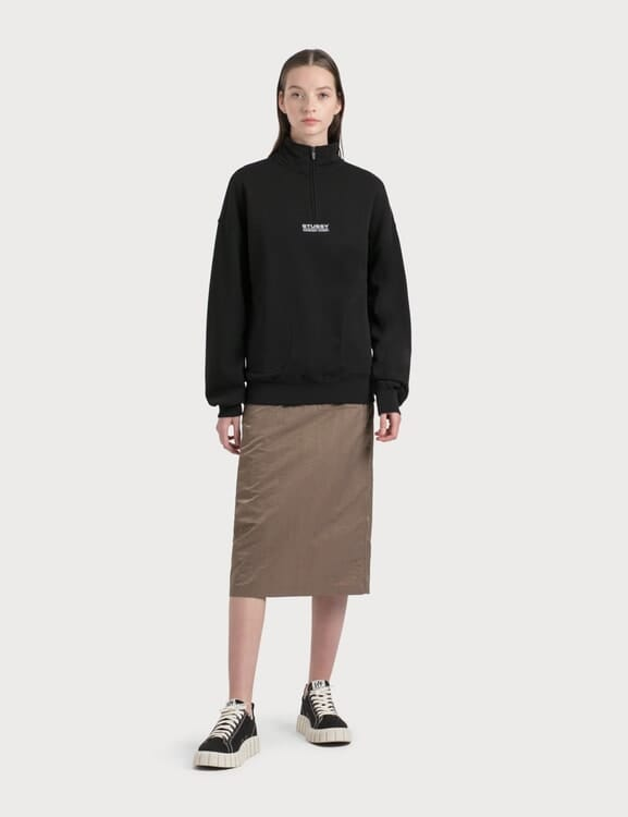 Stussy Nylon Convertible Apron Dress
