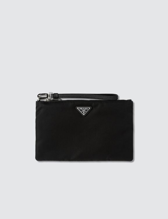 Prada Small Nylon Pouch