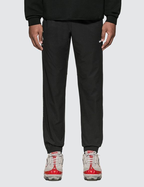 F.C. Real Bristol 4 Ways Stretch Side Line Pants