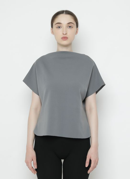 Basic by Komma Ep.02.031 - Top - Grey