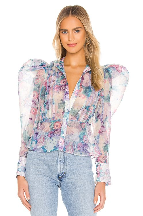 Selkie The Emma Blouse