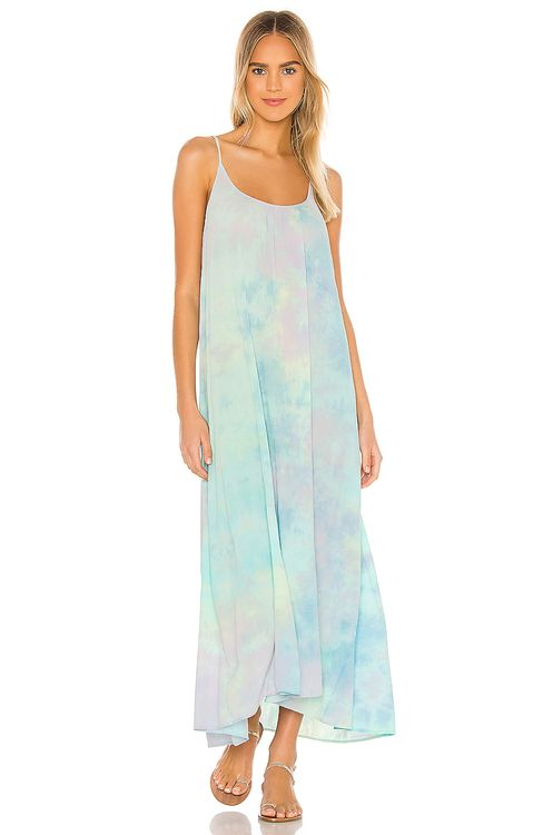 9seed Tulum Low Back Maxi Dress